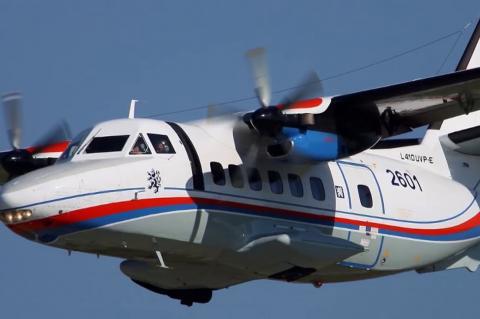Под Иркутском упал самолет L-410