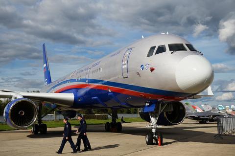 Россия переделает самолеты «открытого неба» в разведчики