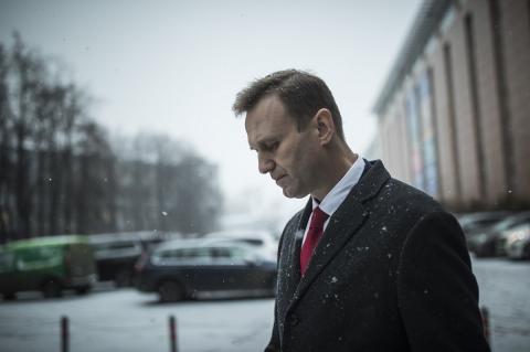 Хозяин бывшей квартиры Путина в Дрездене не пустил Навального в дом