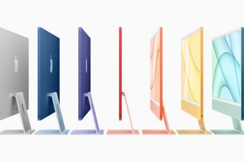 Моноблочные компьютеры iMac