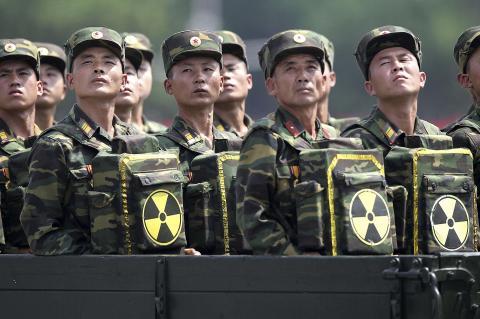 Армия Северной Кореи фото