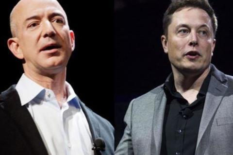 Илон Маск занял первое место в рейтинге самых богатых людей мира