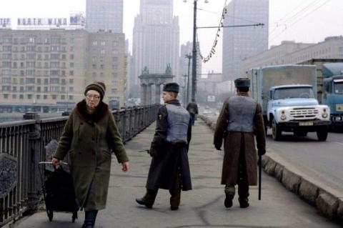 NI заявил, что Россия не повторит «унижения» времен Горбачева