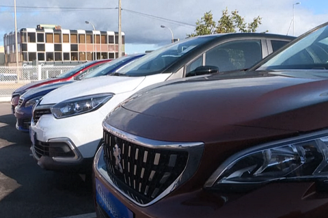 Автомобили на продажу в ЕС
