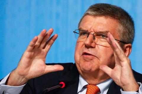Бах: Олимпийские игры не должны быть платформой для продвижения политических интересов
