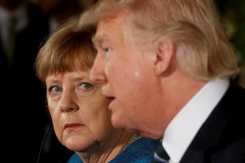 США выводят 25% войск из Германии