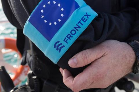 Агентство ЕС начинает срочную операцию на границе Литвы с Белоруссией