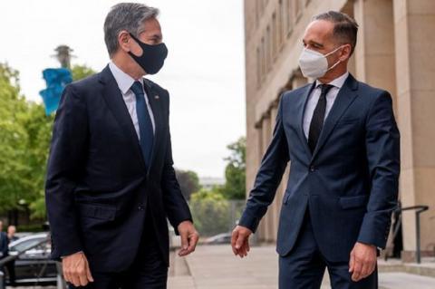 """США и Германия обсуждают гарантии для Киева по """"Северному потоку-2"""""""