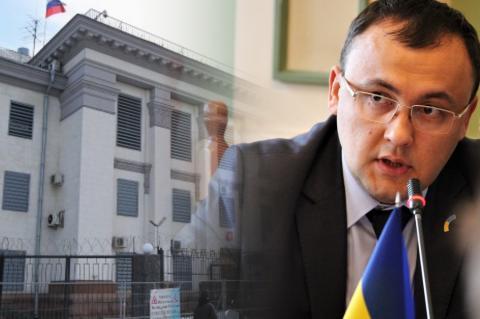 Посольство России в Киеве, Василий Бондарь