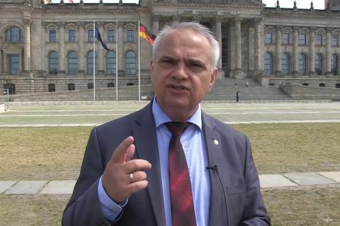 Немецкий депутат назвал «самоубийством» отказ от «Северного потока-2»