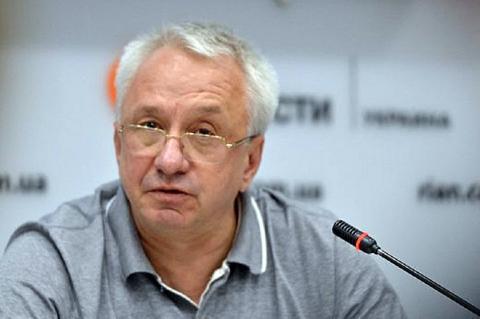 депутат Верховной рады Алексей Кучеренко