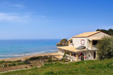 Частный дом у моря