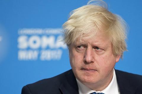 Джонсон признал ошибку в отношении России