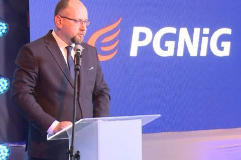 Польская PGNiG Павел Маевский