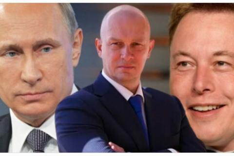 Эдуард Буданцев считает предложение Илона Маска Владимиру Путину - налаживанием неофициального канала сотрудничества