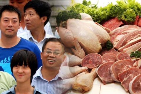 Экспорт мяса в Китай