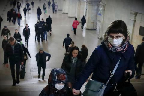 Четверть россиян считают пандемию выдумкой заинтересованных лиц