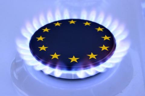 Газ в Европе вырос до $258/тыс. куб. м