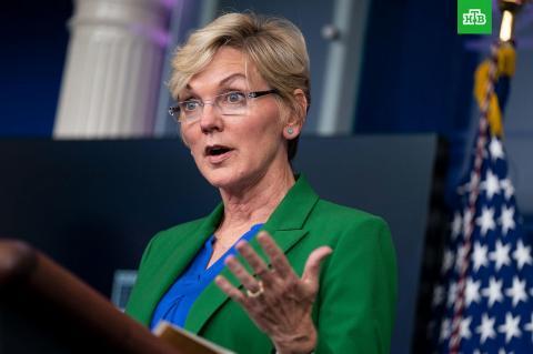 Министр энергетики США Дженнифер Грэнхолм