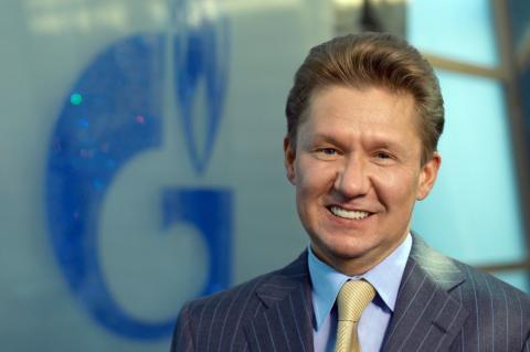 Газпром, Алексей Миллер