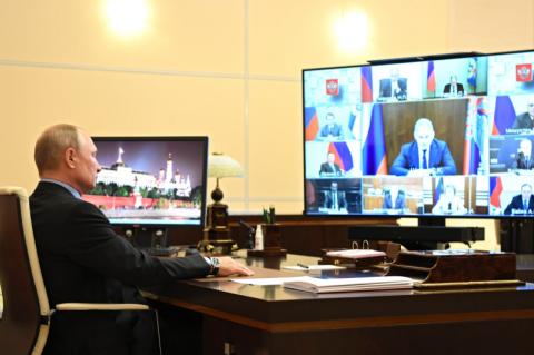 Москва указала губернаторам на превышение полномочий