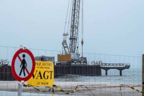 В Польше испугались «российско-немецкой петли» из-за остановки Baltic Pipe
