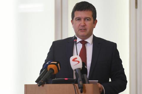Глава МВД Чехии раскритиковал выступление президента страны