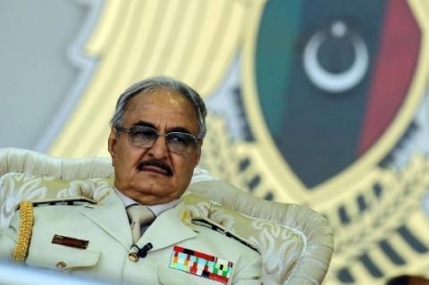 Генерал Халифа Хафтар