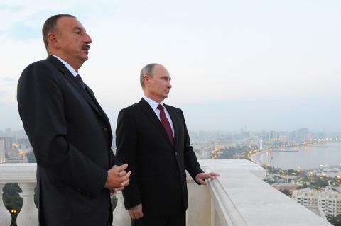 Путин объявил о полном прекращении военных действий в Нагорном Карабахе