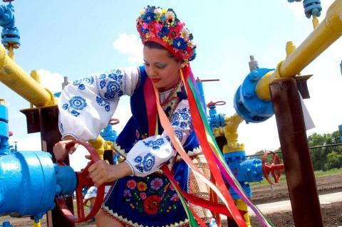 Газовый кризис на Украине