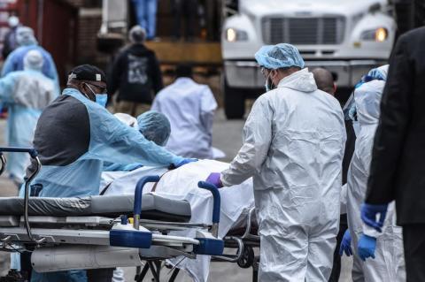 США ограничили доступ странам Европы к препарату от коронавируса