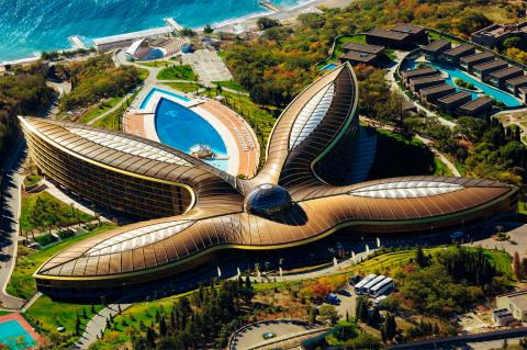 Комплекс MRIYA RESORT & SPA в Крыму