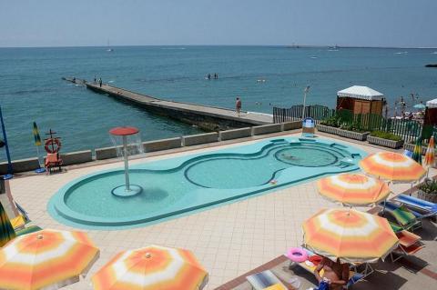 Курорт на Кубани