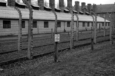 Фашистский концлагерь