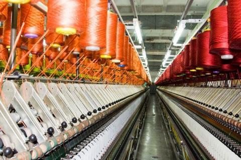 Цех по производству текстиля