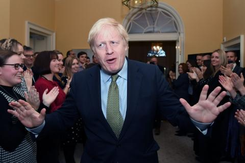 Джонсон пригласил Путина на саммит по вакцине от коронавируса