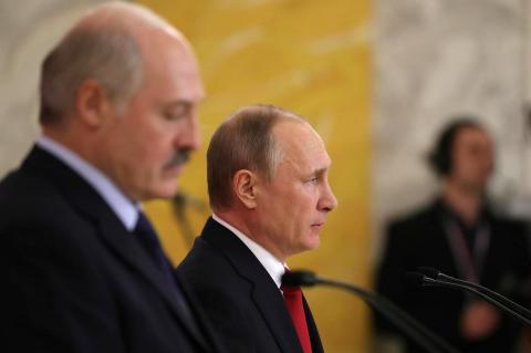Лукашенко назвал Белоруссию единственным союзником России