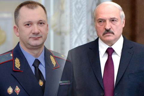 Иван Кубраков, Александр Лукашенко