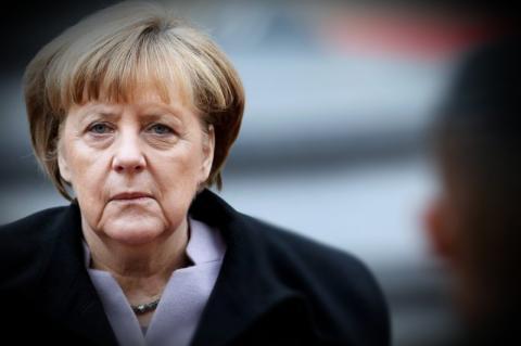 Германия близка к тому чтобы заменить евро на марку