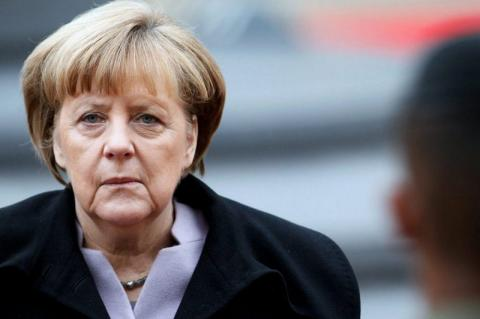 Меркель предложила Европе задуматься о мире без лидерства США