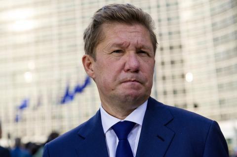 «Газпром» отказался бронировать мощности для транзита газа через Украину