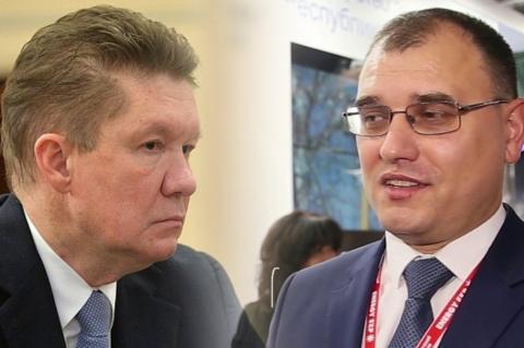 Алексей Миллер и Виктор Каранкевич