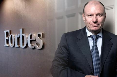 Журнал Forbes представил новый рейтинг