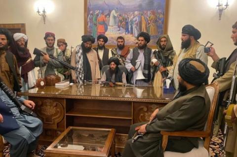 Талибы объявили амнистию для правительственных чиновников