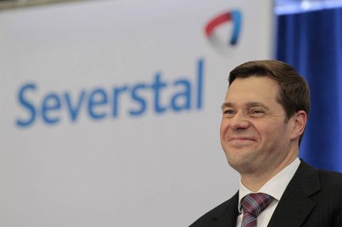 """Владелец """"Северстали"""" возглавил рейтинг российских миллиардеров"""