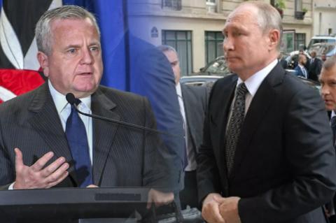 Сенатор из США: пророчество Путина о новом Суэцком канале начало сбываться