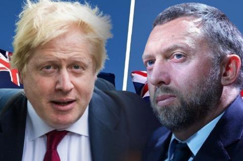 Дерипаска рассказал о поступке, совершенном Британией