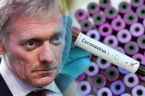 Песков признался в покупке блокатора вирусов в виде бейджа на пиджак