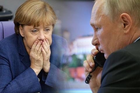 Меркель прокомментировала санкции против России во время пандемии