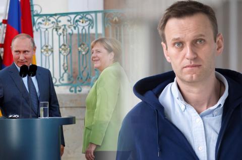 """""""Северный поток – 2"""" требуют остановить из-за отравления Навального"""